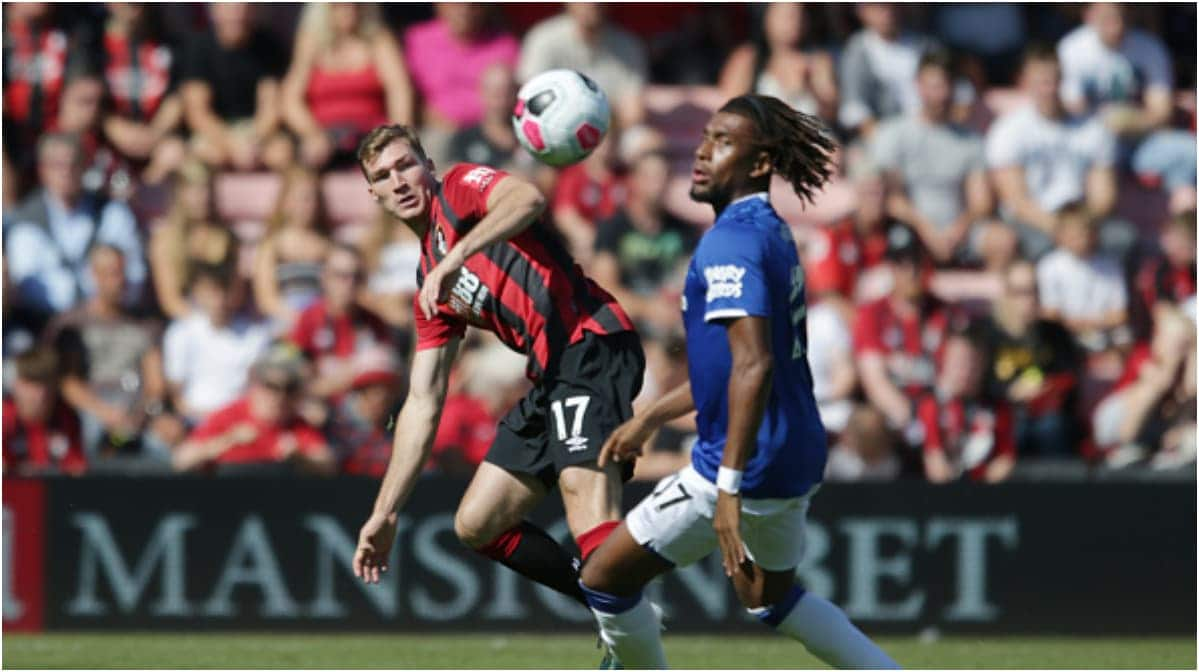 Bournemouth vs Everton: Wilson scores twice as Cherries beat Toffees 3-1