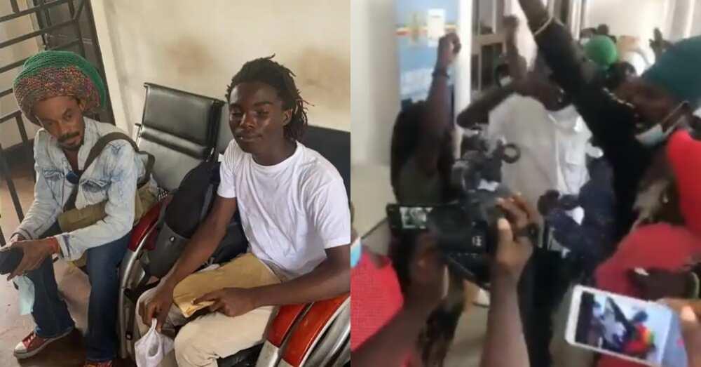Achimota Rasta impasse: Rastafarian students win case against school