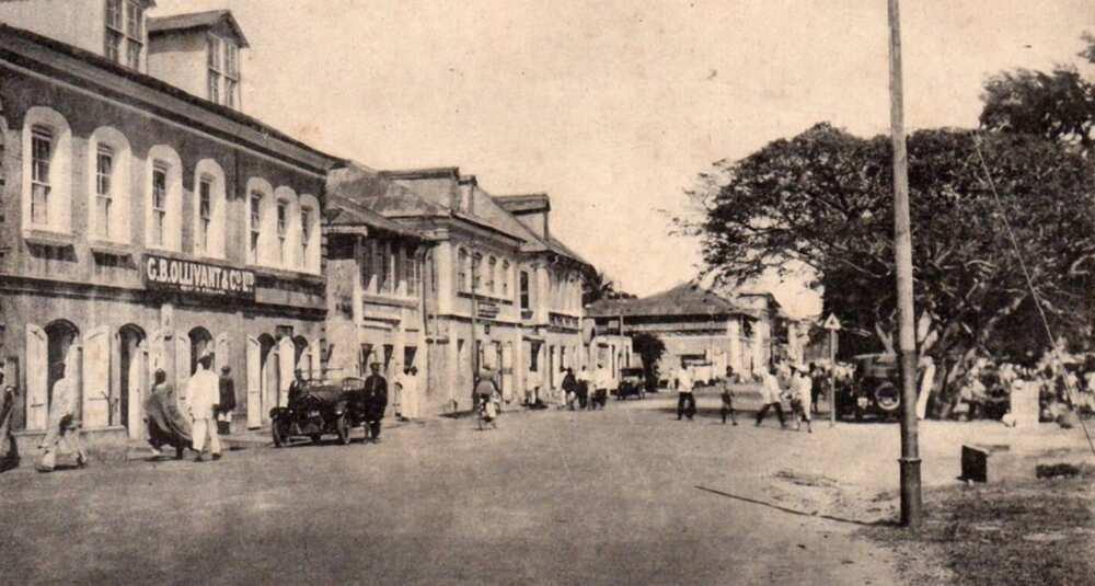 A street captured on camera. Photo source: Google Arts & Culture