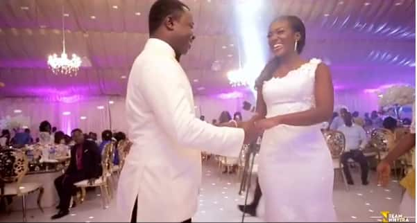 MP for Assin South Ntim Fordjour marries longtime girlfriend (Photos)