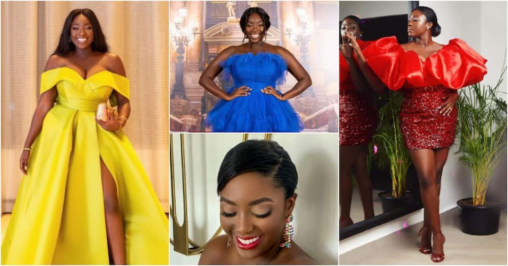 Aku Akuffo: 5 photos of Akufo-Addo's niece who 'rubbished' degrees from Ho Poly