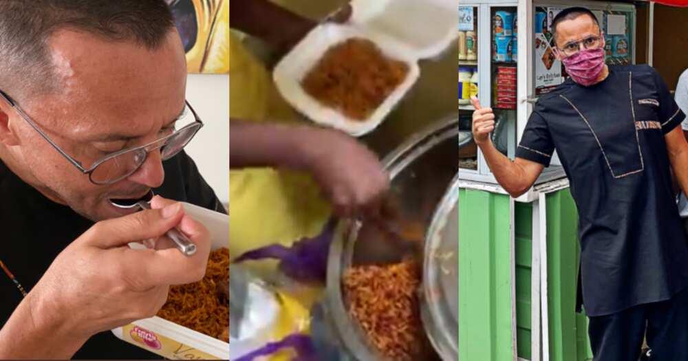 Australian High Commissioner explains why Ghana Jollof is better than Nigerian Jollof in new video