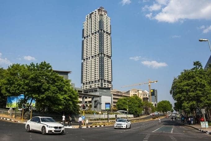 The Leonardo: Africa's tallest building opens in South Africa (photos)