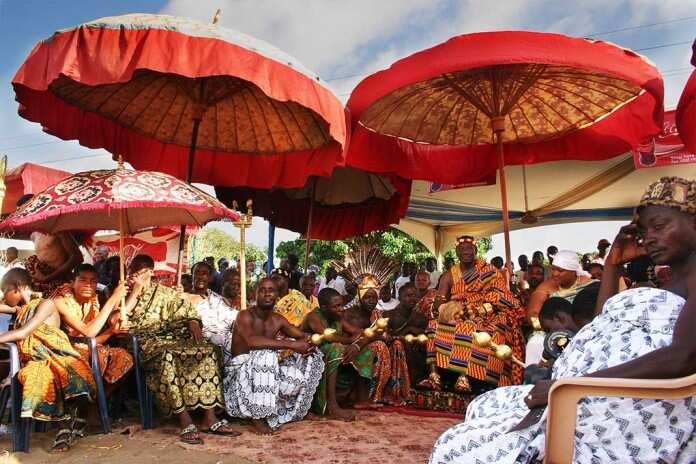 Religious festivals in Ghana