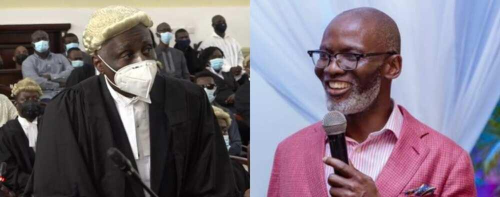 Admit you've been outsmarted - Gabby Asare Otchere-Darko urges veteran legal luminary, Tsatsu Tsikata