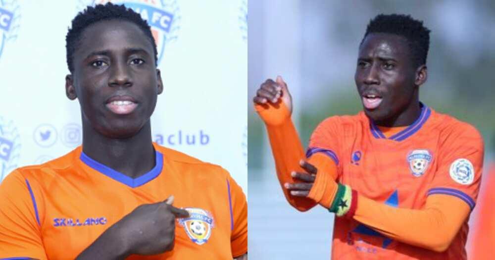 Samuel Owusu continues his hot pre-season streak with a brace for Al-Fayha in a pre-season match