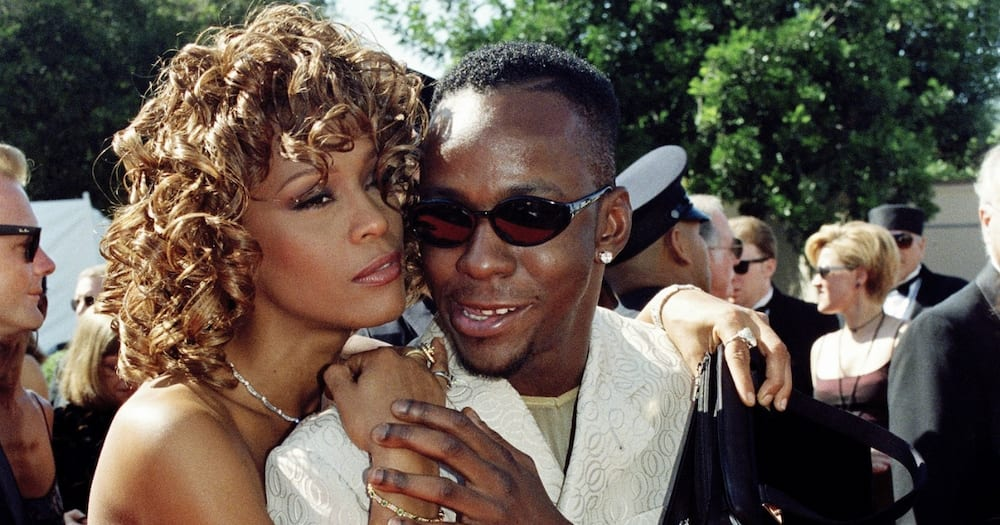 Bobby Brown finds someone to blame for death of Whitney Houston and his daughter