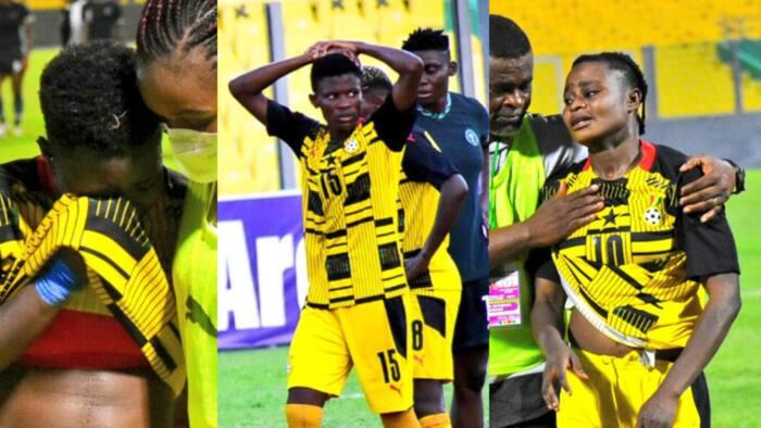 Heartbreak as Black Queens fail to qualify for AWCON despite beating Nigeria in Accra