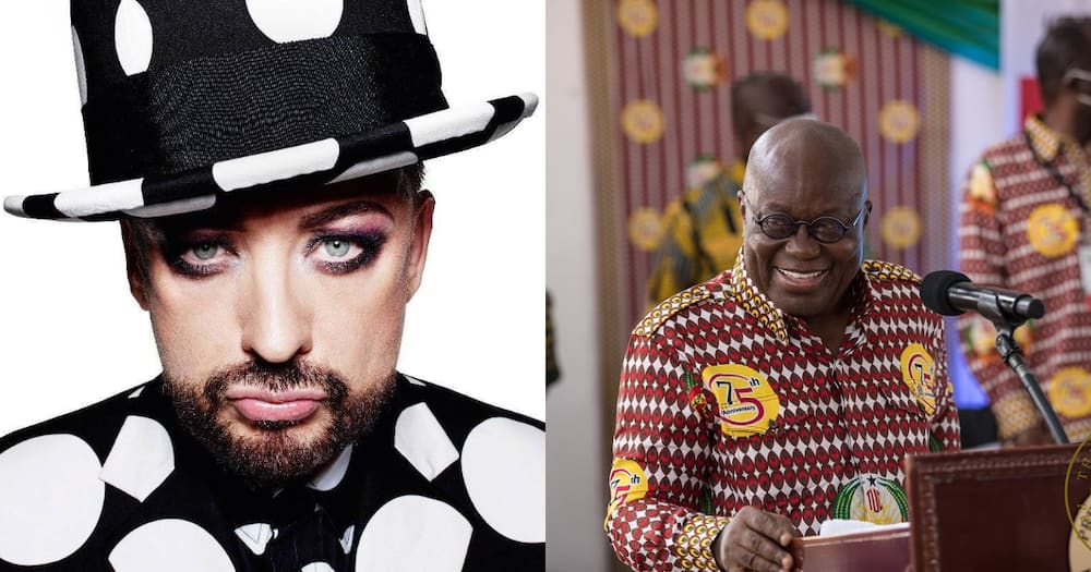 British singer composes song for Prez. Akufo-Addo to legalize same-sex marriage