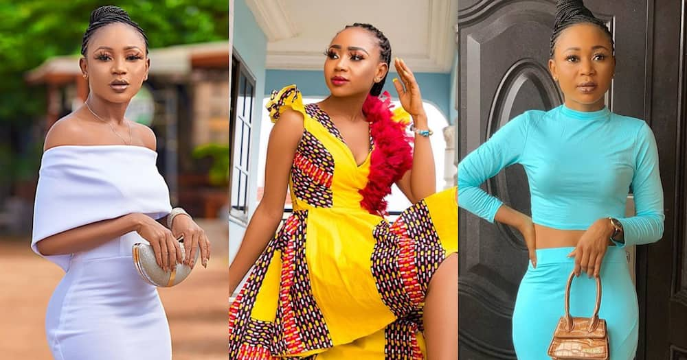 Akuapem Poloo drops queen-like photo as she celebrates her birthday