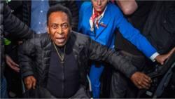 Panic as Brazilian football legend Pele hospitalised in Sao Paulo for 6 days
