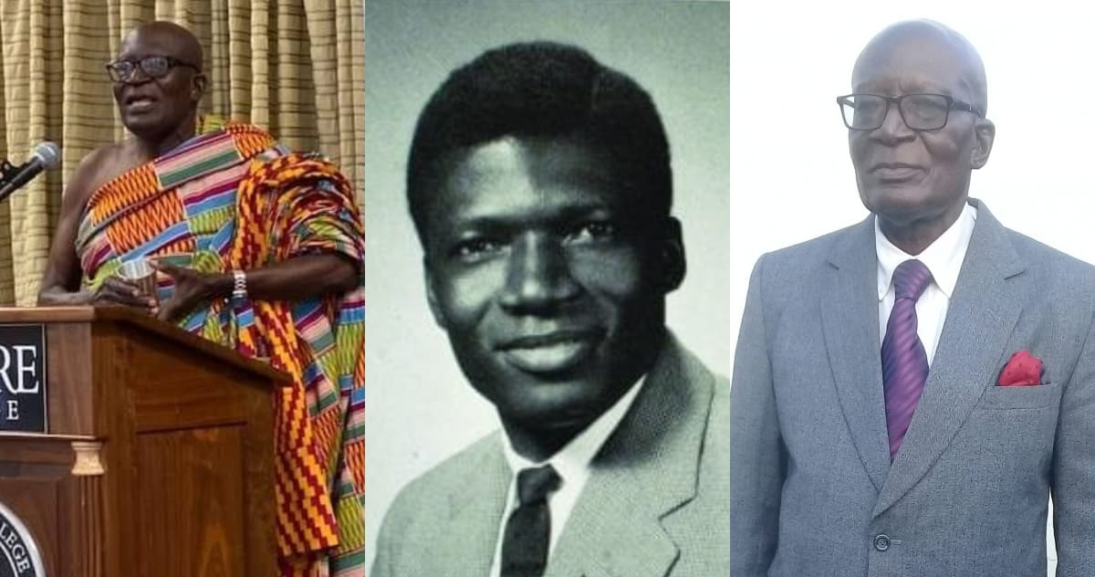 Meet Ghanaian man who was the First Black Person to Enroll