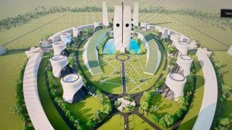 Cape Coast set to get ultra-modern smart city known as Wakanda City of Return
