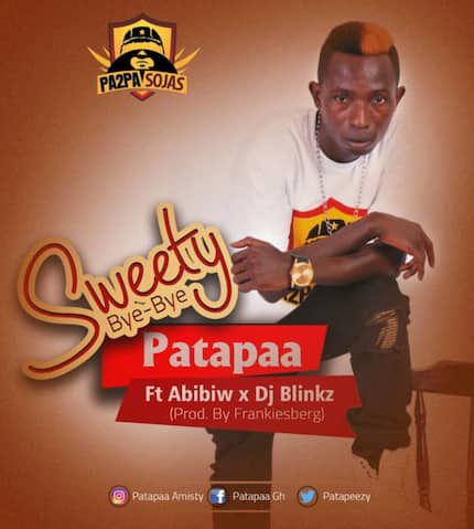 Patapaa - Sweety bye bye. A potencial hit song