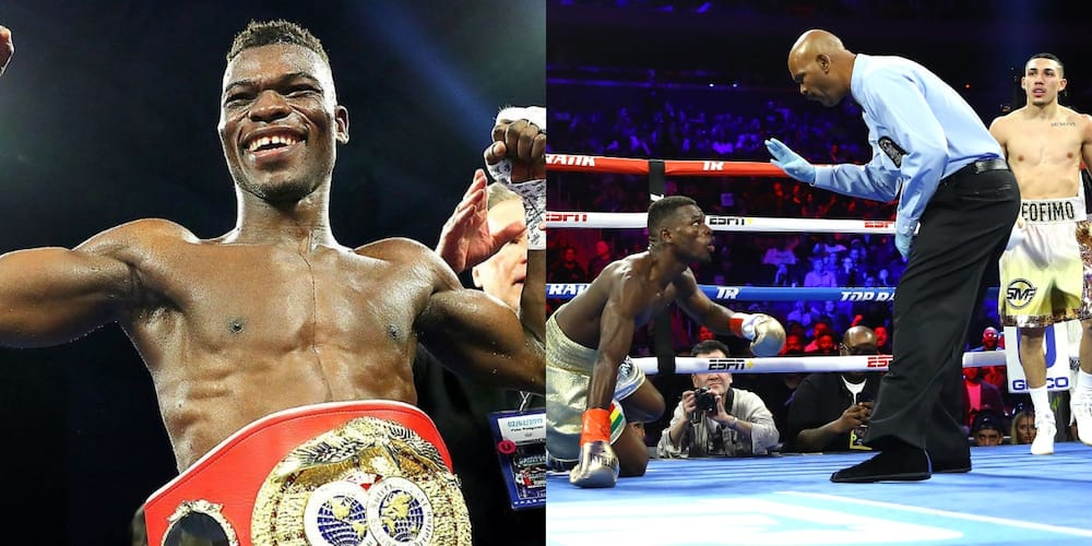 I missed $5m after losing to Teófimo López - Richard Commey