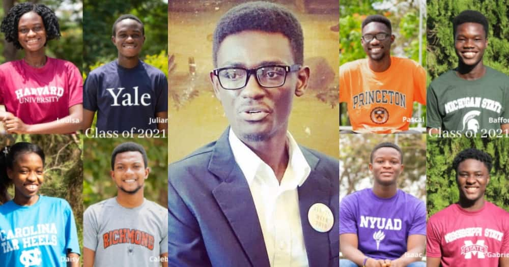 Ferdinand Quayson: Ghanaian man Secures over Ghc54 Million in Scholarships for Needy but Brilliant Students