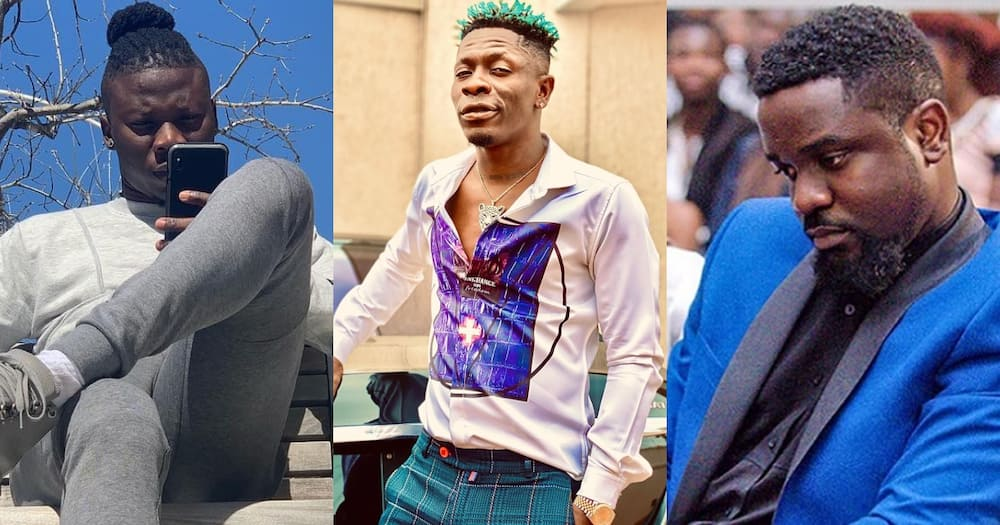 Beating Angel Town: Shatta Wale settled issue between Stonebwoy and Sarkodie - George Britton