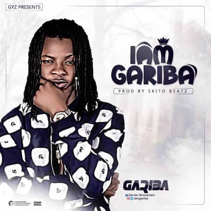 Gariba - I Am Gariba, simple and perfect video