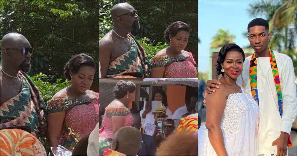 Kumawood actress Portia Asare Boateng wedding