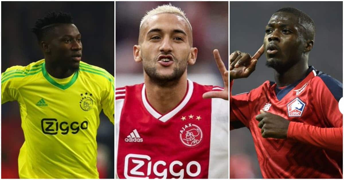 5 African football stars who could join Premier League this summer after 2019 AFCON