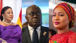 List of people who have sued the government over salaries for Rebecca Akufo-Addo & Samira Bawumia