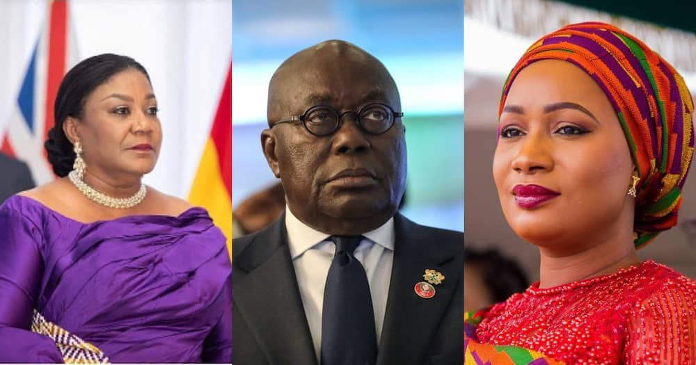 Salaries for 1st, 2nd ladies: Divorce your wives if you can't cater for them - Nana Addo, Bawumia told