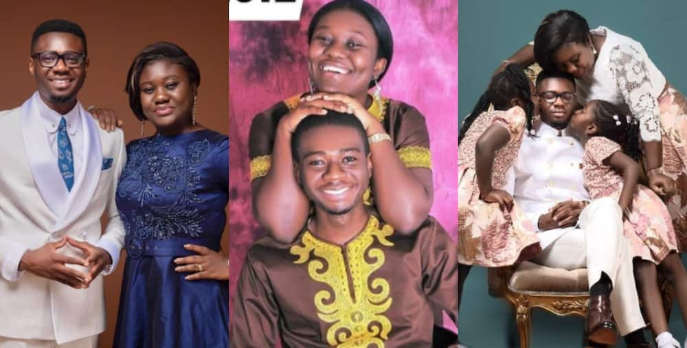 Ghanaian pastor and wife celebrate happy marriage