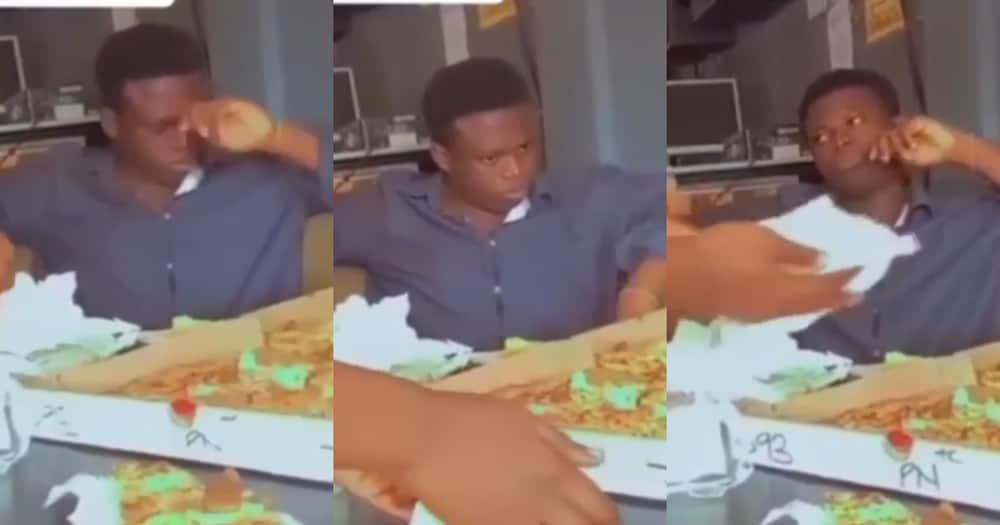 GH man gets angry after his date brought friends to spend all his money; video drops