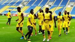 Japan's Olympic team 'discipline' Ghana's Black Meteors in 10-0 drubbing