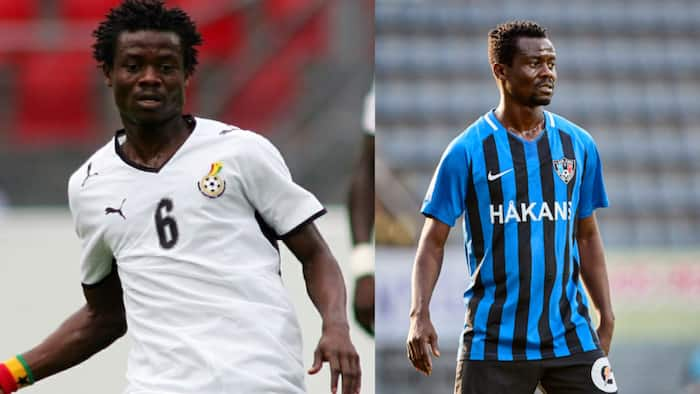 Anthony Annan interested in returning to the Black Stars