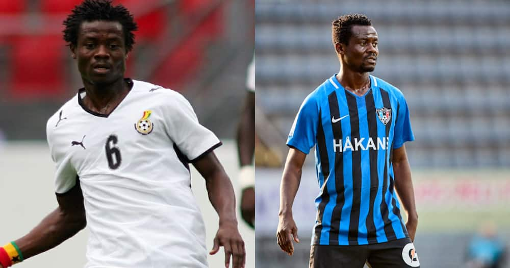 Anthony Annan interested in a return to the Black Stars