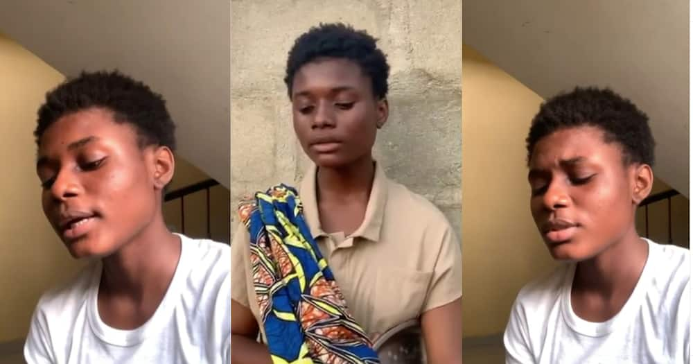 Salle: 17-year-old Hawker with angelic Beyonce-like voice drops new video; fans amazed
