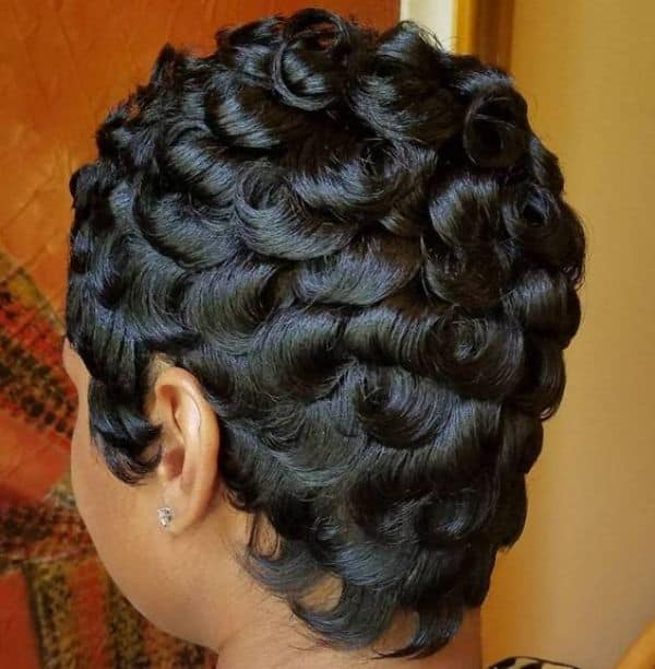 pineapple hairstyles for natural hair