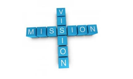 Difference between vision and mission of an organisation