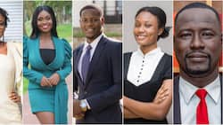 UG Law School: Meet the 9 students who graduated with first-class law degrees in 2021