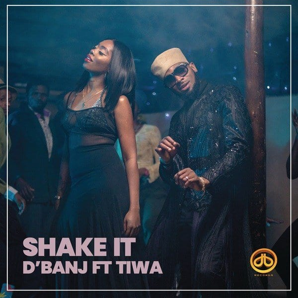 D'Banj - Shake. Is it already a hit or what?