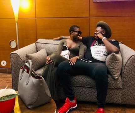 I'm not scared - Fella Makafui responds amid Medikal's leaked chats with 'side chic'