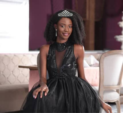 Fast Rising Model Thelma Azasoo Is Representing Ghana At The 2018 Edition Of Top Model Of The World