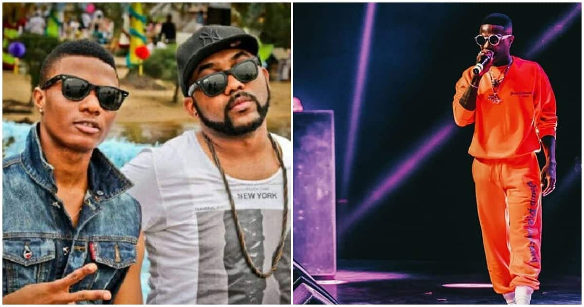 6 years after his exit, singer Wizkid reveals he left Banky W's record label with no money (video)