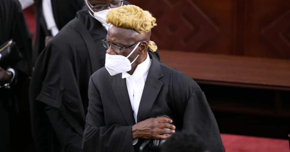 Election petition: I'm not one of the lawyers who think they know better than the court - Akoto Ampaw