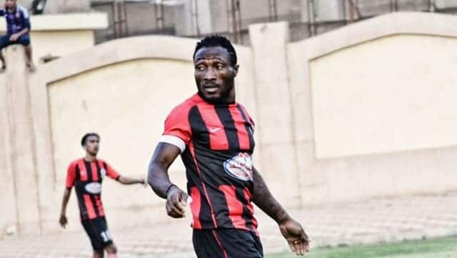 Former Kotoko player Ben Acheampong jailed three years in Egypt