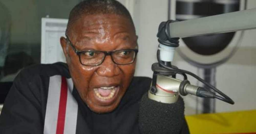 How can Kennedy Agyapong be head of Parliament security committee? - Clement Apaak