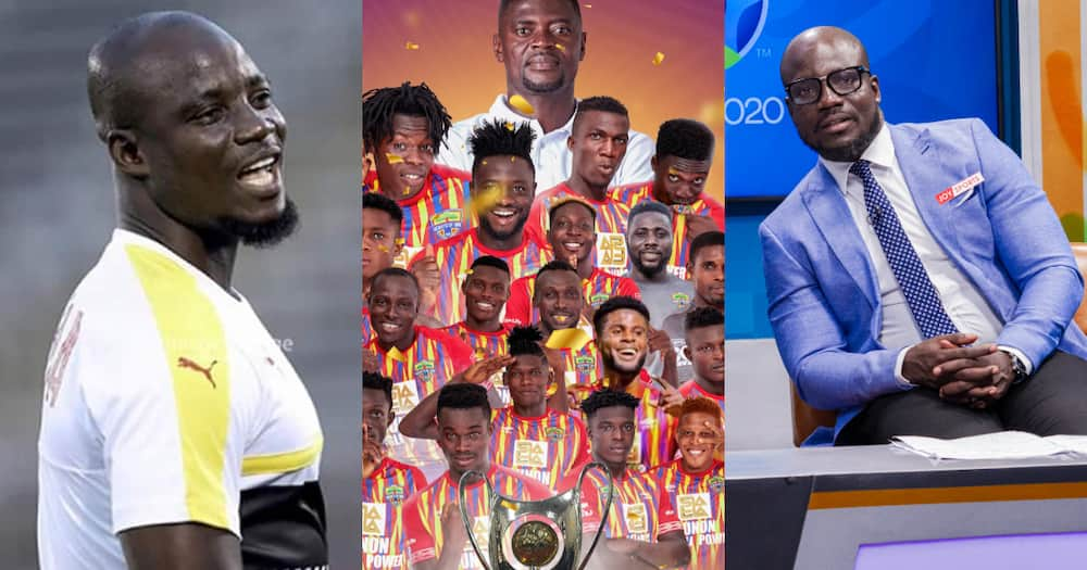 Never say die - Former Ghana captain Stephen Appiah reacts to Hearts of Oak's GPL triumph