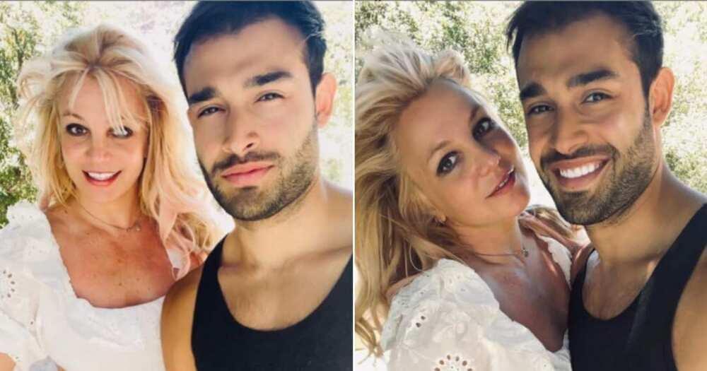 Britney Spears, Sam Asghari, engaged, proposed
