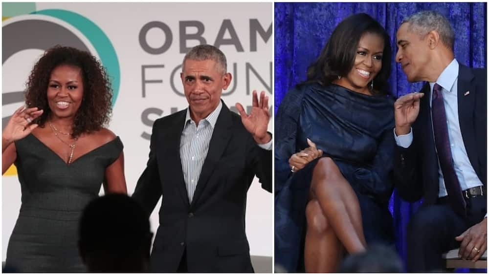Royalties from Obama's books contribute to the family's wealth. Photo source: Getty Images/Mark Wilson/Scott Olson