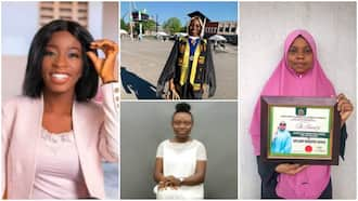 5 young people who shattered universities' records, bagged first class & broke jinxes