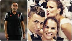 Cristiano Ronaldo's sisters send strong warning message to Juventus manager Sarri