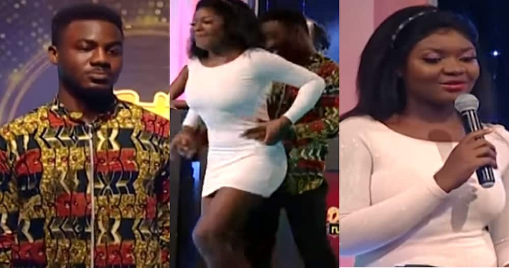 AJ: 2020 Date Rush Contestant who Wept & Got a Sweet Date says Emefa Disappointed him