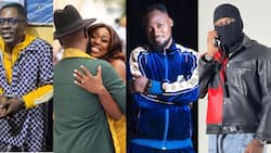 Weekly Wrap: Wale, MDK, Funny Face caged, Sika Osei marries, Jessica's MTN voice