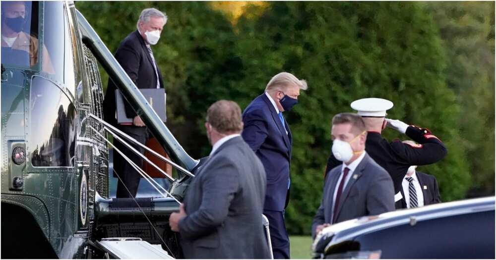 Joe Biden tests negative for COVID-19 as Donald Trump gets hospitalised